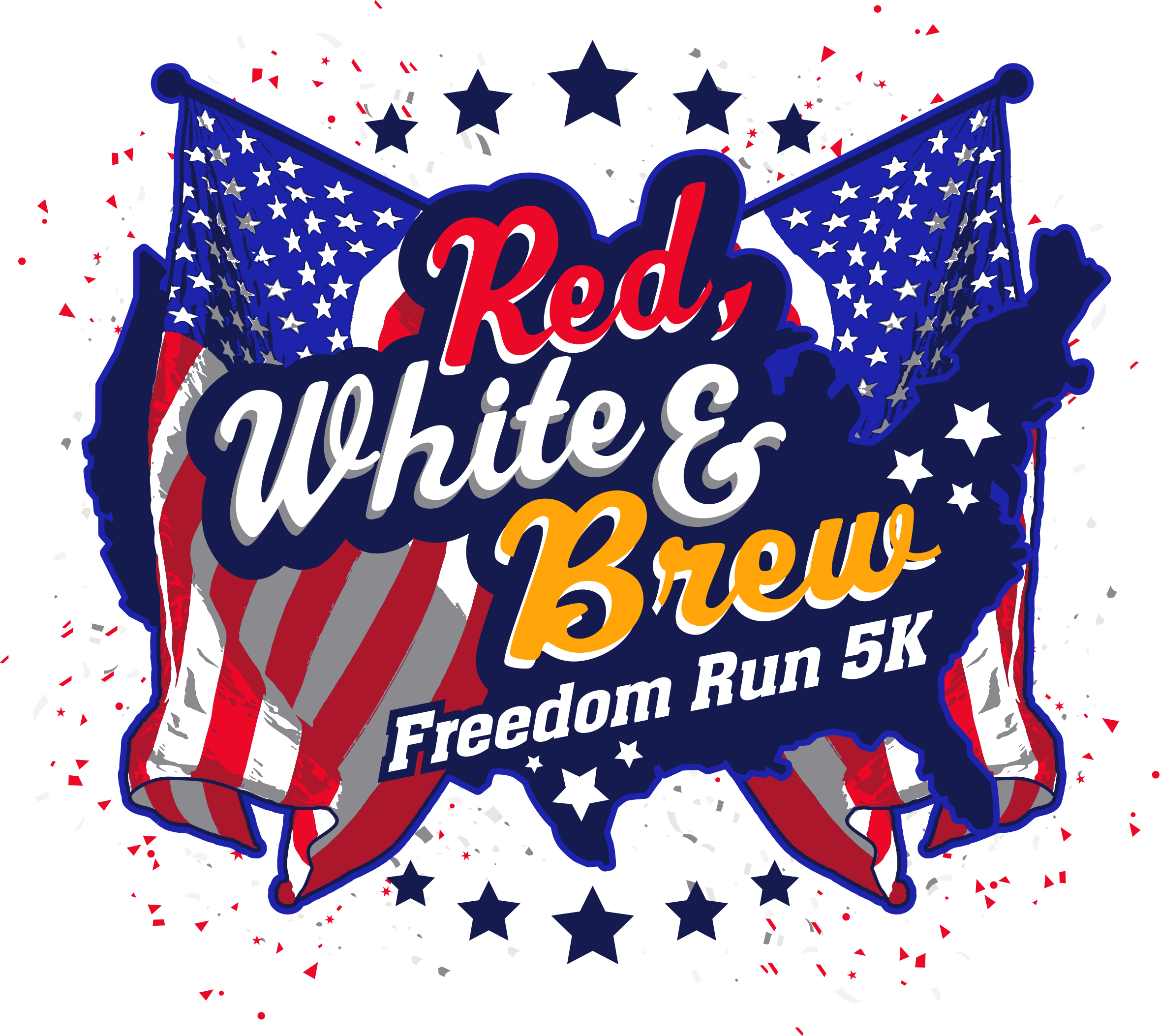 RED, WHITE & BREW FREEDOM RUN 5K JACKSONVILLE